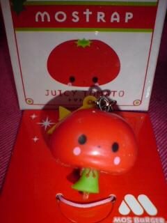 トマトストラップ