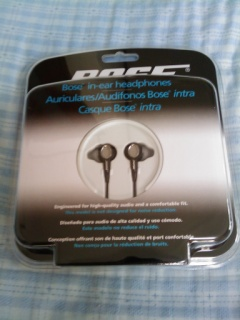 BOSE IE Headphones