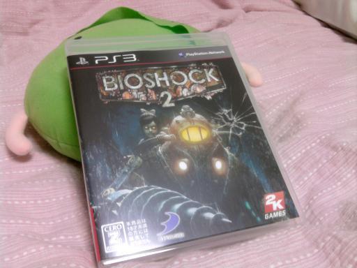 PS3「Bioshock2」